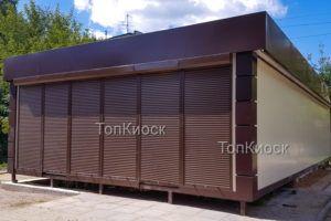 Торговый павильон новый в городе Щелково