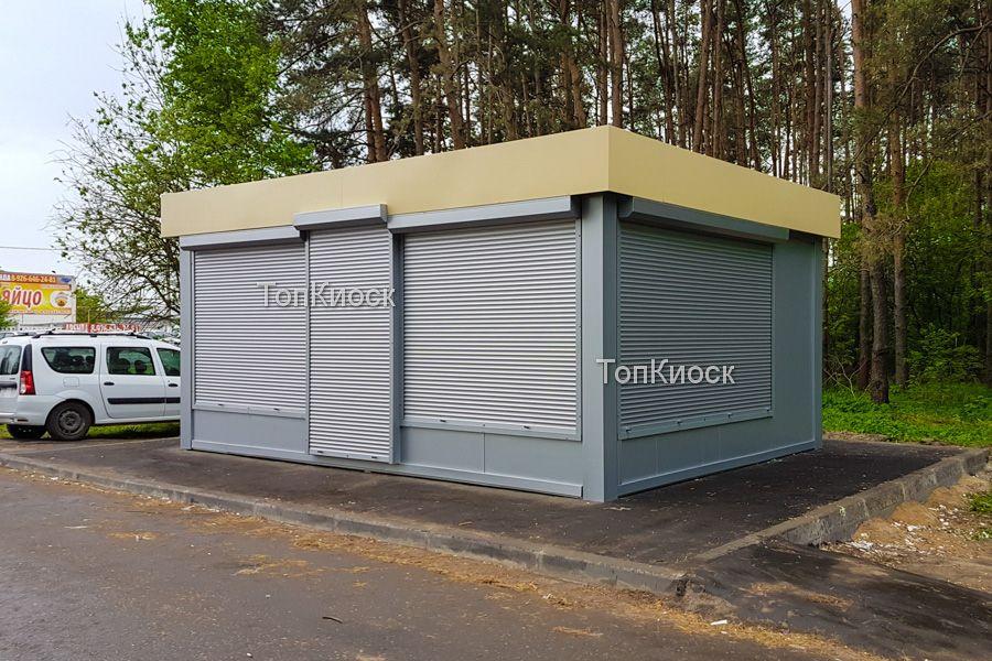 Торговые ряды и павильоны в Орехово-Зуево
