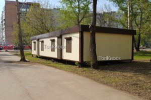 Продуктовый магазин от topkiosk.ru в Щелково