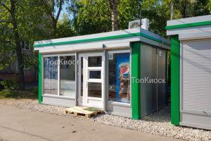 Продуктовый магазин от topkiosk.ru в Королеве