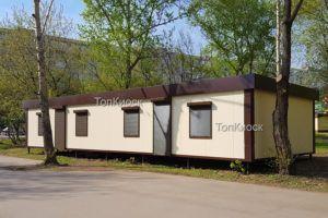 Продуктовый магазин от topkiosk.ru в городе Щелково