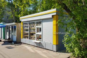Ларек под выпечку Продуктовый магазин от topkiosk.ru