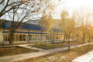 Торговый ряд в Московской области
