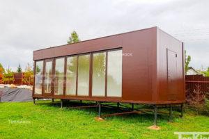 павильон для дачного дома