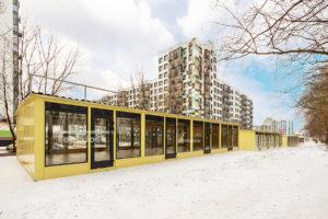 Павильоны для сдачи в аренду в городе Молоково