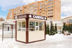 Павильон салютов в московской области