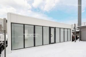 Офис продаж для фирмы RENAULT