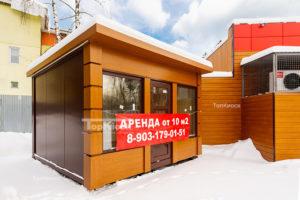 Павильон в АКП для аренды
