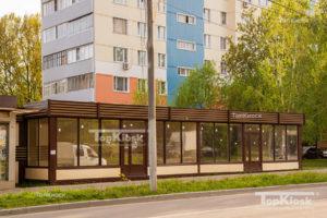 Павильон город Видное