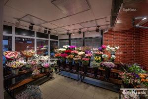Цветочные павильоны